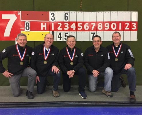 Team Wright Win 2018 USA Curling National Championship